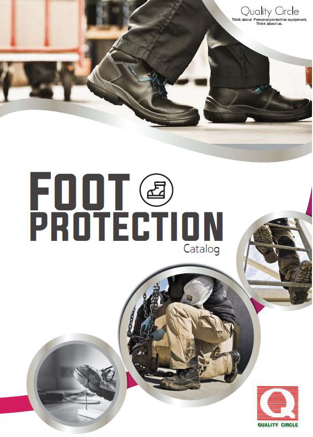 Foot Protection รองเท้านิรภัย